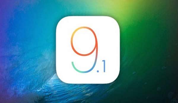 iOS 9.1 Update Geliştiriciler İçin Yayınlandı