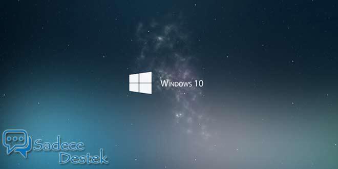 windows 10 yükseltme uyarısı nasıl kapatılır